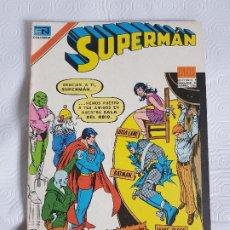 Tebeos: SUPERMAN AÑO V Nº64. Lote 211879086