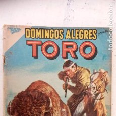Tebeos: DOMINGOS ALEGRES SEA Nº 286 - NOVARO 1959 - PRESENTA TORO. Lote 212264920