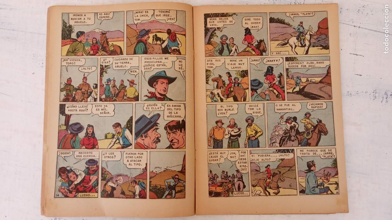 Tebeos: EL LLANERO SOLITARIO Nº 131 - NOVARO 1964 - Foto 5 - 212268847