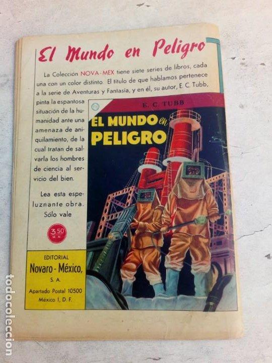 Tebeos: Supermán y sus amigos Novaro Nº 9 - Foto 2 - 212860730