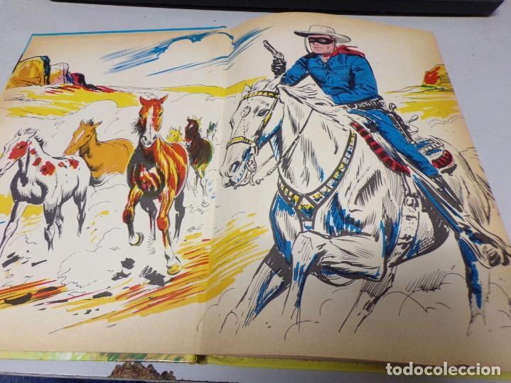 Tebeos: EL LLANERO SOLITARIO COLECCION JUVENIL 1964 EDICIONES FHER - Foto 2 - 213526572