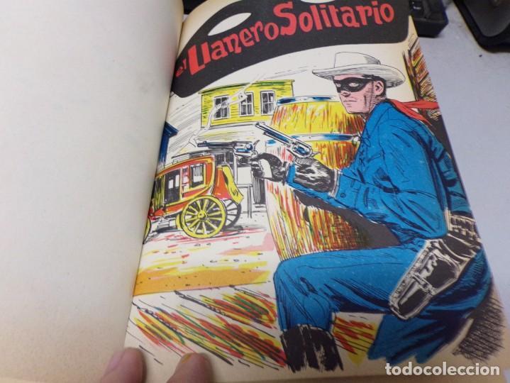 Tebeos: EL LLANERO SOLITARIO COLECCION JUVENIL 1964 EDICIONES FHER - Foto 3 - 213526572