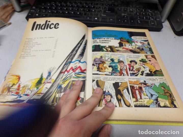 Tebeos: EL LLANERO SOLITARIO COLECCION JUVENIL 1964 EDICIONES FHER - Foto 5 - 213526572