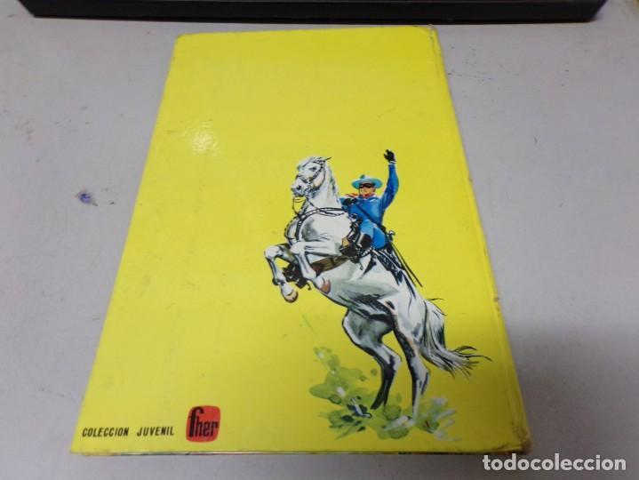 Tebeos: EL LLANERO SOLITARIO COLECCION JUVENIL 1964 EDICIONES FHER - Foto 6 - 213526572
