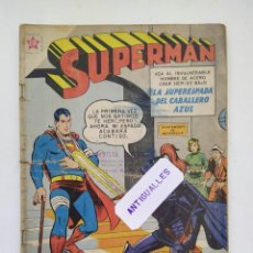 Tebeos: COMIC SUPERMAN Nº 201-ERSA ED. RECREATIVAS 1959 - NOVARO-SIMIL BRUGUERA,DC.. Lote 213562115