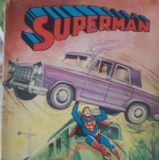 Tebeos: SUPERMAN - LIBRO COMIC - TOMO XIX - EDITORIAL NOVARO 1976. Lote 213813760
