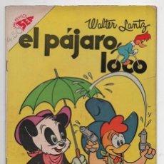 Tebeos: 1959 EL PAJARO LOCO # 151 NOVARO WALTER LANTZ GALLINAZO ANDY PANDA MUY BUEN ESTADO. Lote 213829936