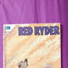 Tebeos: RED RIDER DE NOVARO LA DAMA ZURDA. Lote 213847270