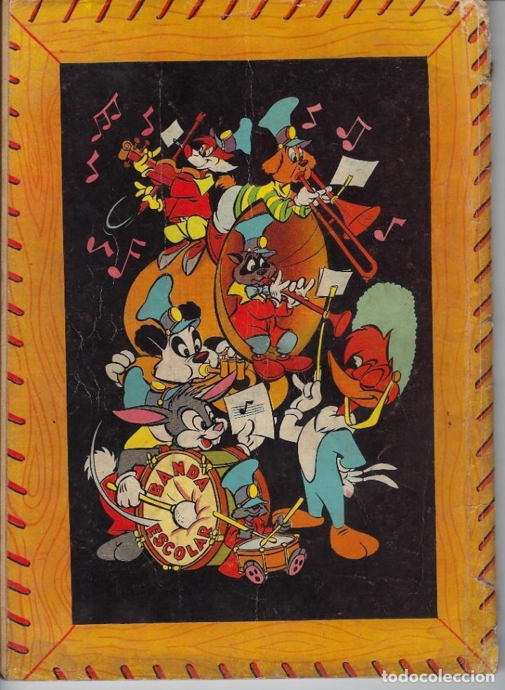 Tebeos: EL PAJARO LOCO: NÚMERO EXTRAORDINARIO DE PRIMAVERA, MARZO DE 1953, AÑO III *** EDITORIAL NOVARO *** - Foto 2 - 213874285