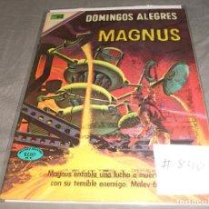 Tebeos: DOMINGOS ALEGRES MAGNUS 840 MUY BUEN ESTADO. Lote 213918796