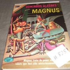 Tebeos: DOMINGOS ALEGRES MAGNUS 825 MUY BUEN ESTADO. Lote 213918807