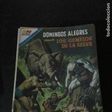 Livros de Banda Desenhada: NOVARO DOMINGOS ALEGRES SERIE AGUILA NUMERO 1402 BUEN ESTADO. Lote 213992951