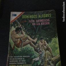 Giornalini: NOVARO DOMINGOS ALEGRES SERIE AGUILA NUMERO 1223 BUEN ESTADO. Lote 213992998