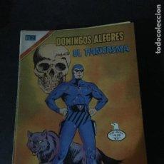 Tebeos: NOVARO DOMINGOS ALEGRES SERIE AGUILA NUMERO 1243 BUEN ESTADO. Lote 213993011