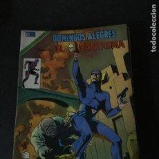 Livros de Banda Desenhada: NOVARO DOMINGOS ALEGRES SERIE AGUILA NUMERO 1267 BUEN ESTADO. Lote 213993013