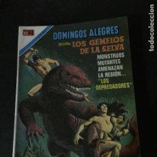 Tebeos: NOVARO DOMINGOS ALEGRES SERIE AGUILA NUMERO 1390 BUEN ESTADO. Lote 213993030