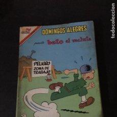 Tebeos: NOVARO DOMINGOS ALEGRES SERIE AGUILA NUMERO 1401 BUEN ESTADO. Lote 213993035