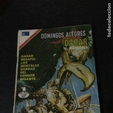 Tebeos: NOVARO DOMINGOS ALEGRES SERIE AGUILA NUMERO 1352 BUEN ESTADO. Lote 213993060