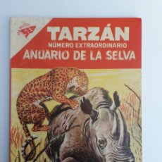 Tebeos: TARZÁN Nº EXTRAORDINARIO AÑO 1958 - IMPECABLE ESTADO!! - ORIGINAL EDITORIAL NOVARO. Lote 214006032