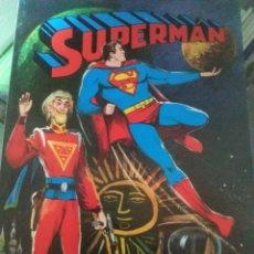 BDs: SUPERMAN LIBRO COMIC NOVARO TOMO XLVI Y 11 MAS. Lote 214071995