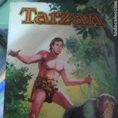 Tebeos: TARZAN LIBRO COMIC NOVARO TOMO XLIII. Lote 242879580