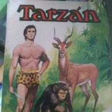 Tebeos: TARZAN LIBRO COMIC NOVARO TOMO XLV. Lote 242879515