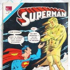 Tebeos: SUPERMAN Nº 887 DICIEMBRE/1972. Lote 214194936