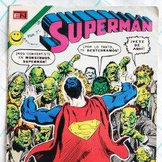 Tebeos: SUPERMAN Nº 882 OCTUBRE/1972. Lote 214197127