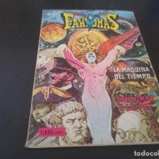Tebeos: FANTOMAS II LA MAQUINA DEL TIEMPO FANTOMAS Y LA PAZ NOVARRO 1977 LOMO CORRECTO MIRAR FOTOS. Lote 214214791