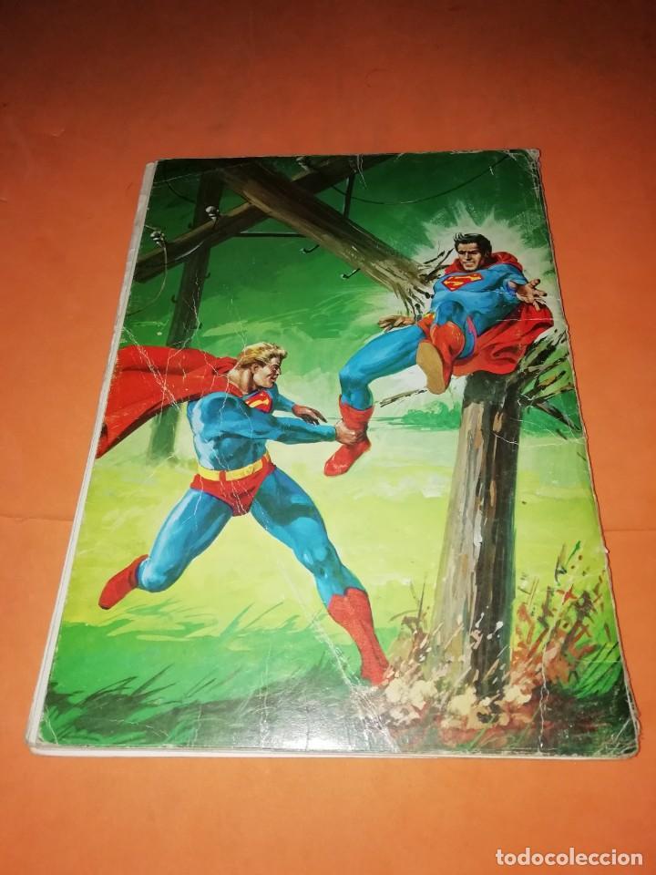 Tebeos: SUPERMAN. LIBRO COMIC . TOMO XI. EDITORIAL NOVARO 1974 - Foto 2 - 214255622