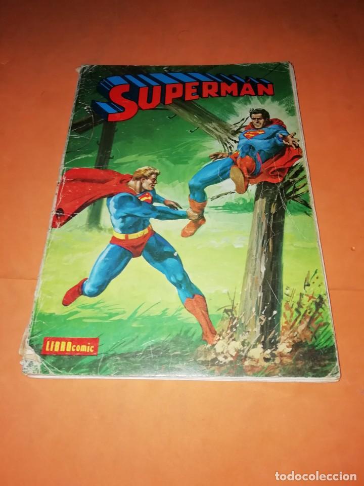 SUPERMAN. LIBRO COMIC . TOMO XI. EDITORIAL NOVARO 1974 (Tebeos y Comics - Novaro - Superman)