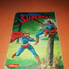 Tebeos: SUPERMAN. LIBRO COMIC . TOMO XI. EDITORIAL NOVARO 1974. Lote 214255622