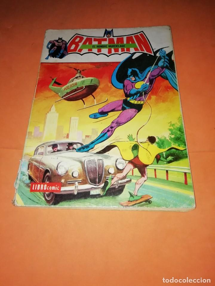 BATMAN. LIBRO COMIC . TOMO IV . EDITORIAL NOVARO 1974 (Tebeos y Comics - Novaro - Batman)