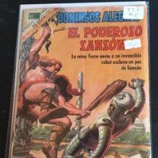 Livros de Banda Desenhada: NOVARO DOMINGOS ALEGRES NUMERO 773 REGULAR ESTADO. Lote 214402540