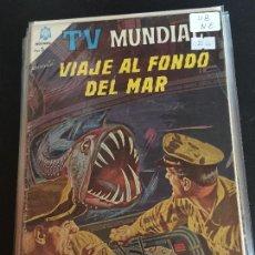 Giornalini: NOVARO TV MUNDIAL NUMERO 48 BUEN ESTADO. Lote 214415363
