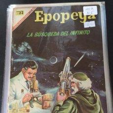 Tebeos: NOVARO EPOPEYA NUMERO 108 NORMAL ESTADO. Lote 214415772