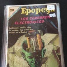Tebeos: NOVARO EPOPEYA NUMERO 136 NORMAL ESTADO. Lote 214415866