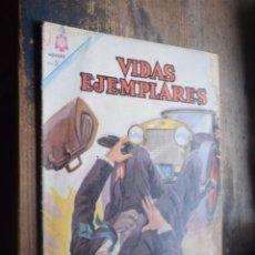 Tebeos: VIDAS EJEMPLARES, NOVARO, DR. JOSE GREGORIO HERNANDEZ, EL SIERVO DE DIOS. Lote 214695436