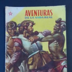 Tebeos: AVENTURAS DE LA VIDA REAL - Nº2 - FERNANDO DE MAGALLANES - NOVARO - AÑO 1956 ...L1808. Lote 214699438