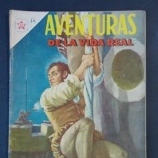 Tebeos: AVENTURAS DE LA VIDA REAL - Nº14 - BENVENUTO EL FLORENTINO - NOVARO - AÑO 1957 ...L1812. Lote 214703501
