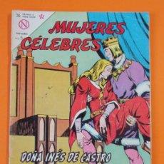 Tebeos: MUJERES CELEBRES - Nº35 - DOÑA INÉS DE CASTRO - NOVARO - AÑO 1964 ...L1815. Lote 214704673