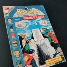 Tebeos: BATMAN 689 AÑO XXI NOVARO NORMAL ESTADO. Lote 215508998