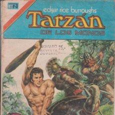 """Livros de Banda Desenhada: CÓMIC """"TARZAN"""" Nº 3-37 ED. NOVARO (FORMATO AMERICANO) COLOR 1977. Lote 215813595"""