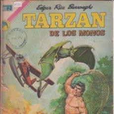 """Livros de Banda Desenhada: CÓMIC """"TARZAN"""" Nº 322 ED. NOVARO (FORMATO AMERICANO) COLOR 1972. Lote 215813940"""
