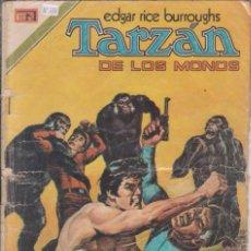 """Livros de Banda Desenhada: CÓMIC """"TARZAN"""" Nº 372 ED. NOVARO (FORMATO AMERICANO) COLOR 1973. Lote 215814096"""