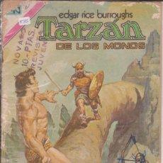 "Tebeos: CÓMIC ""TARZAN"" Nº 385 ED. NOVARO (FORMATO AMERICANO) COLOR 1973. Lote 215814308"