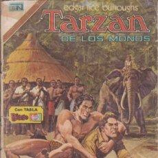 "Tebeos: CÓMIC ""TARZAN"" Nº 426 ED. NOVARO (FORMATO AMERICANO) COLOR 1974. Lote 215814462"