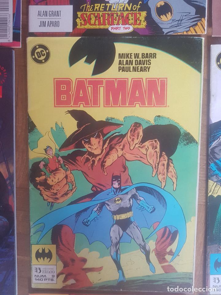 Tebeos: Lote comics Batman 90s Gotham luz de gas Originales Batman vs Predator Alan Grant,Jim Aparo - Foto 9 - 170874015