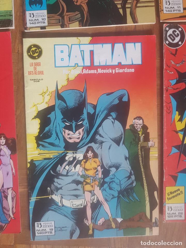Tebeos: Lote comics Batman 90s Gotham luz de gas Originales Batman vs Predator Alan Grant,Jim Aparo - Foto 13 - 170874015