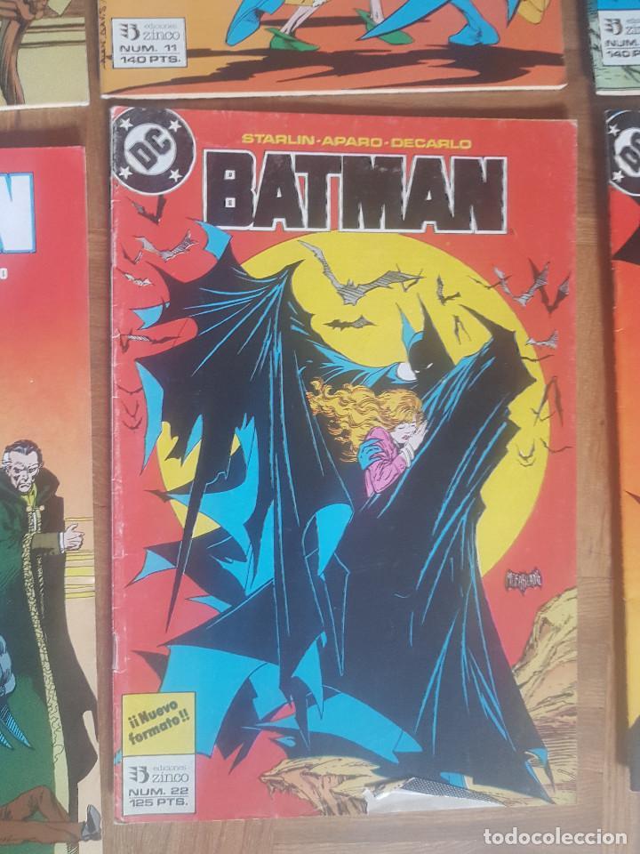 Tebeos: Lote comics Batman 90s Gotham luz de gas Originales Batman vs Predator Alan Grant,Jim Aparo - Foto 14 - 170874015
